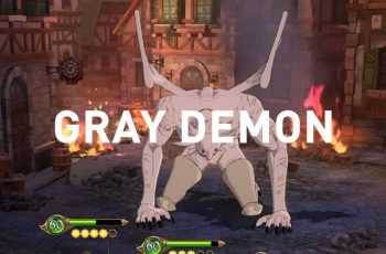 gray demon 1