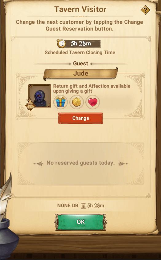 tavern visitor