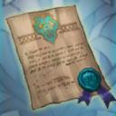 token of courage