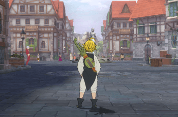 village guide The Seven Deadly Sins: Grand Cross