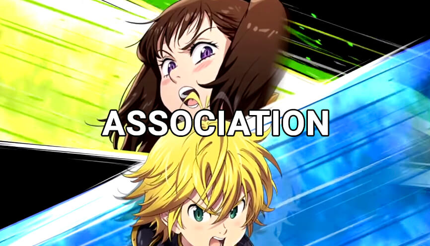 The Seven Deadly Sins Grand Cross Association
