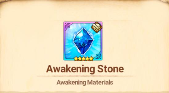 awakening stone The Seven Deadly Sins: Grand Cross