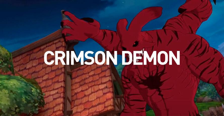 Crimson Demon Guide