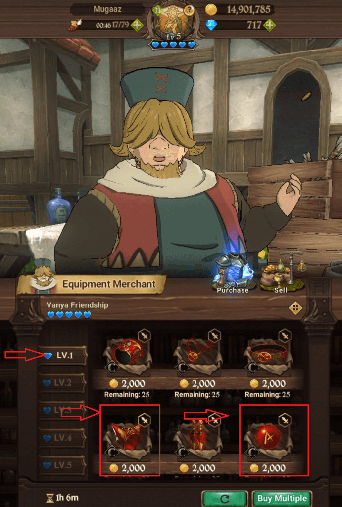 merchant in game