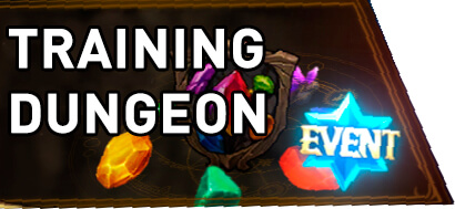 training dungeon teams