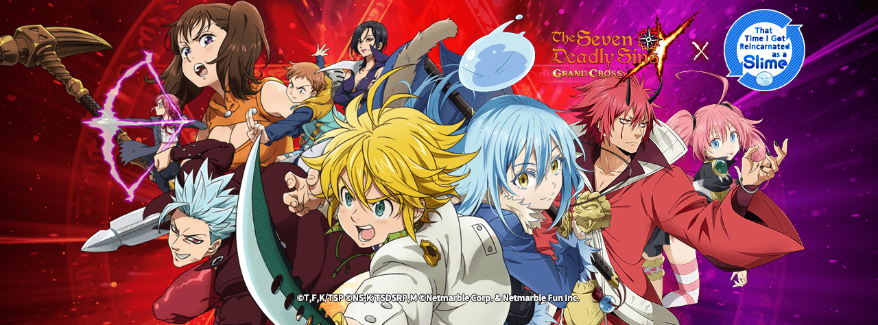 all uniques in The Seven Deadly Sins: Grand Cross