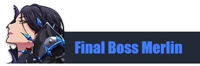 Final Boss Merlin