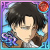 SSR Red Levi Greatest Soldier