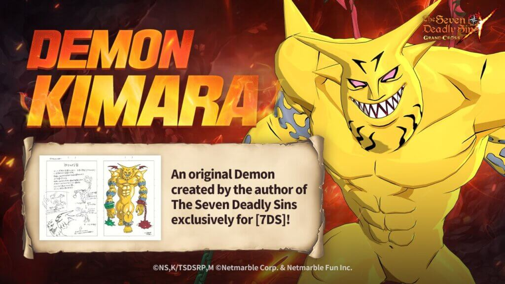 New Boss Battle - Demon Kimara
