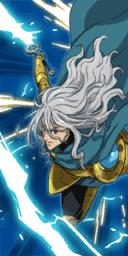 Punishment of the Lightning God