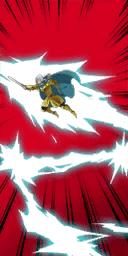 Sword of the Lightning God