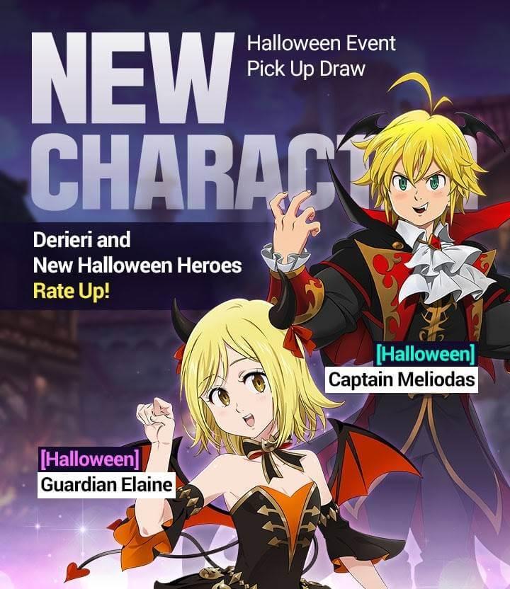 Halloween new heroes